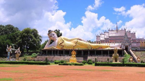 buddha reclining